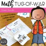 Math Number Sense Game Bundle: Math Tug-of-War