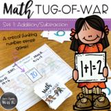 Math Number Sense Game: Math Tug-of-War