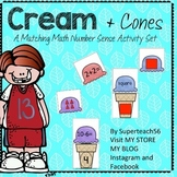 SPECIAL EDUCATION Math: Numbers Matching Activity