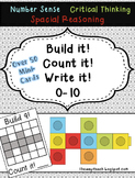 Math Centers: Numbers 1-10  Number Sense, Critical Thinkin