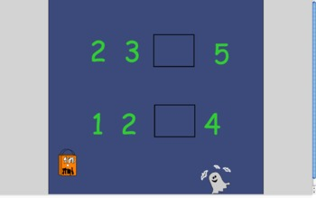 Math Number Sequence