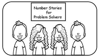 Math Number Stories