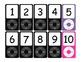 Math Number Strip