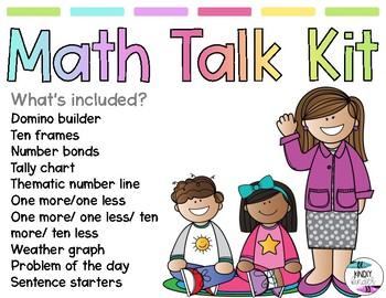 Math/Number Talk Kit