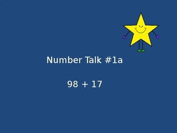 Math/Number Talks