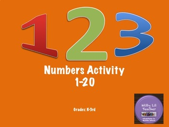 Math: Numbers 1-20