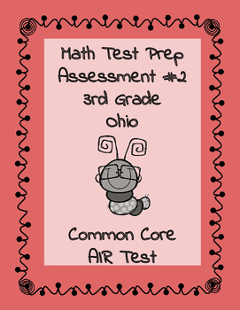 Ohio test prep teaching resources teachers pay teachers 3rd grade math ohio test prep assessment 2 fandeluxe Choice Image