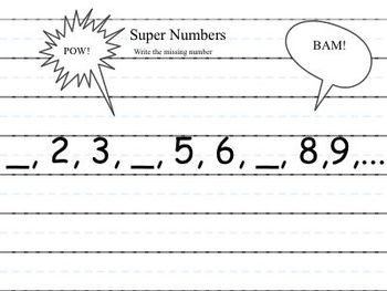 Math Odd & Even Number Patterns