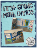Math Office First Grade