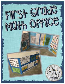 Math Office First Grade