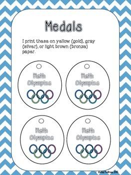 Math Olympics