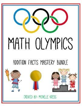 Math Olympics Addition Bundle