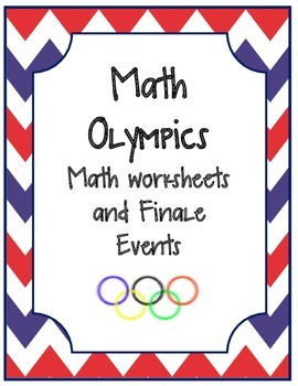 Math Olympics  (Warm-ups/worksheets and games)