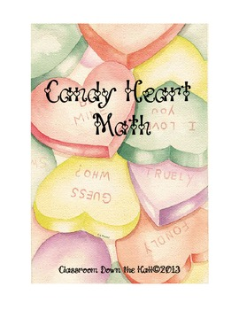 Math Open Response for Valentine's Day