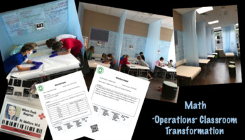 Math Operations Class Transformation