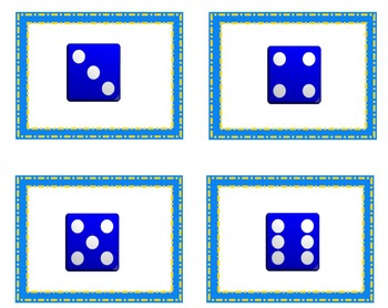 Math Operations Dice Game