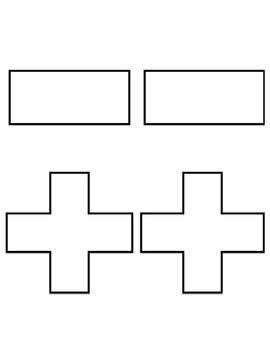Math Operations Key Words Templates