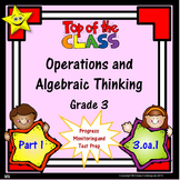 Math Operations and Algebraic Thinking Quizzes, Part 1 Dis