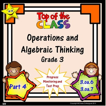 Math Operations and Algebraic Thinking Quizzes, Part 4