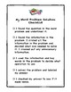 Math Operations and Key Words to Solve Math Word Problems