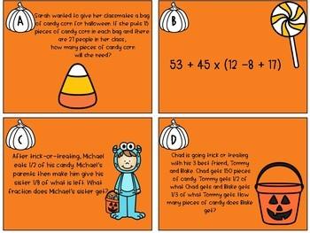 Math-Or-Treat