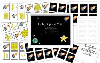 Math: Outer Space Math