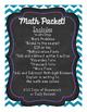 Math Packet