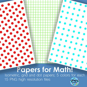 Isometric Dot Paper Teaching Resources  Teachers Pay Teachers
