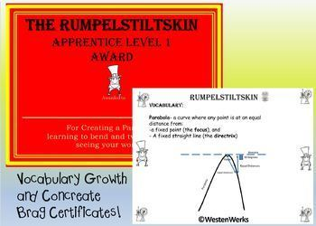 MATH Parabolic Curve STEM