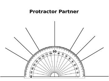 Math Partner Protractor