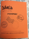 Math Passport
