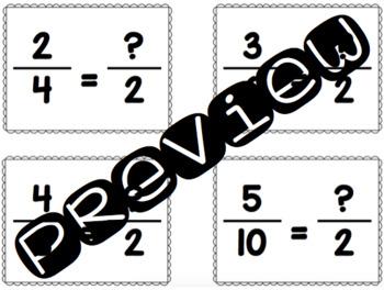 Math Passwords - Reducing Fractions
