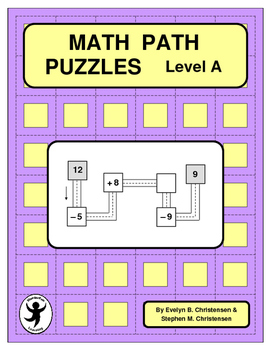 Math Path Puzzles Level A