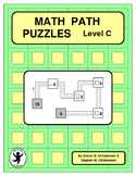 Math Path Puzzles Level C