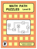 Math Path Puzzles Level D