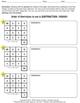 Math Pathways - SUBTRACTION Practice Puzzles