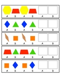Math Pattern Manipulatives