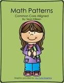 Math Patterns for 3-5 Grade