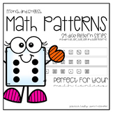 Math Patterns for English and French Classrooms