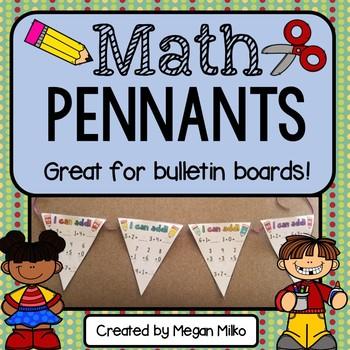 Math Pennants