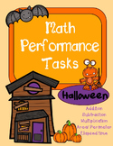 Math Performance Task