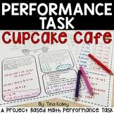 Math Performance Task Fifth Grade