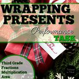 SBAC Math Task - Christmas Theme