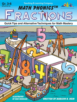 Math Phonics Fractions