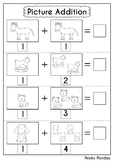 Math - Picture Addition