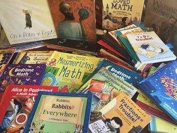 Math Picture Books For All Grades