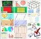 Math Picture Vocabulary Word Wall