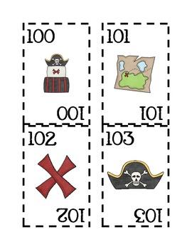 Math Pirate Battle 100-120