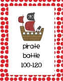 Math Pirate Battle 100-120