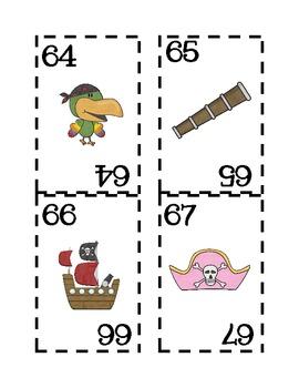 Math Pirate Battle 60-79